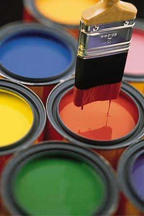 TiO2 Paint