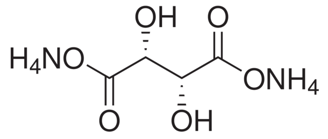 EL-Ammonium Tartrate Dibasic (25%)