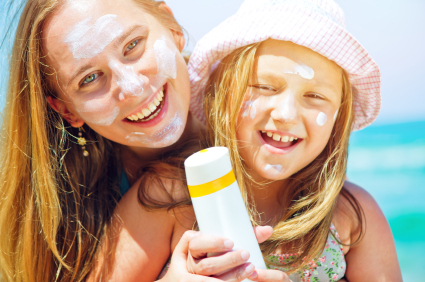 Nano TiO2 Sunscreen
